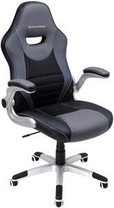 silla ergonómica de oficina Songmics OBG62B Racing