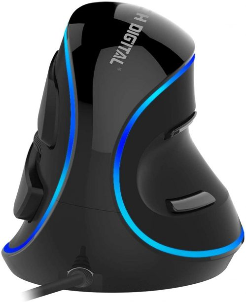 JTD Wired Blue LED