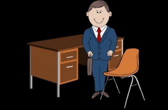 ¿Cómo sentarse correctamente en la oficina?